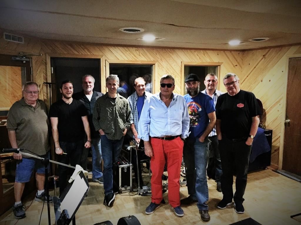 Ib Ottesen and the gang at Nashville